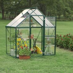 How to Build a Greenhouse Kit Do you want to be able to start growing your own food? A greenhouse of Diy Greenhouse Plans, Backyard Greenhouse, Backyard Vegetable Gardens, Small Greenhouse, Vegetable Garden Design, Backyard Landscaping, Diy Garden, Backyard Garden Ideas, Greenhouse Cover