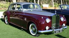 1959 Rolls Royce Silver Cloud I