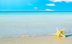 Summer Beach - Optimised for the Retina display - 2880 x 1800