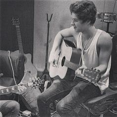 just in love with Bradley Will Simpson