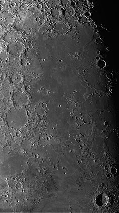 From Pitatus to Copernicus Moon Images, Moon Pictures, Astronomy Science, Space And Astronomy, Sistema Solar, Cosmos, Life On The Moon, Moon Texture, Earth And Solar System