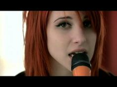 "The official video for ""That's What You Get"" by Paramore from the album, Riot!"