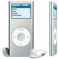 Apple iPod nano Generation Silver GB) for sale online Computer Gadgets, Electronics Gadgets, Technology Gadgets, Ipod Nano, Sonos, Audio Headphones, Music Photo, Apple Products, Bago