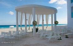 Destination Wedding @ LeBlanc Spa Resort in Cancun, Mexico!