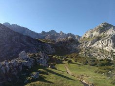 Vegarredonda Picos de Europa Asturias. First national park in Spain #hiking #camping #outdoors #nature #travel #backpacking #adventure #marmot #outdoor #mountains #photography