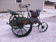 Shaw Du-All - Garden Tractor Forum Yard Tractors, Small Tractors, Tractor Mower, Lego Tractor, Lawn Mower, Antique Tractors, Vintage Tractors, Vintage Farm, Old Farm Equipment