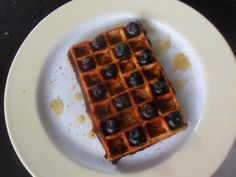HandsoffmyFOOD!: OH MY OATS: Brusselse wafels
