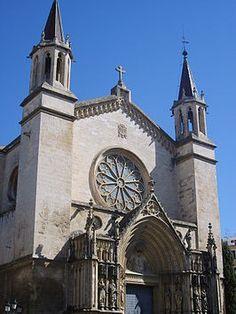 Barcelona Villafranca del Penedes Basílica de Santa María