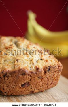 Banana Bread Stock Photo 66125713 : Shutterstock