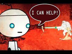 Minsky the Fargo Android Robot aka Unit MNSKY. Season 3 on FX. The Planet Wyh. I Can Help. - YouTube