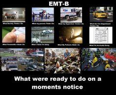 #EMT-B #EMS