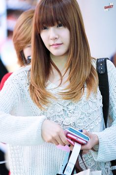 i love this girl. i am a SONE