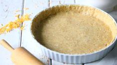 Helppo kolmen aineen suolainen piirakkapohja - Suklaapossu Cornbread, Pudding, Baking, Ethnic Recipes, Desserts, Food, Drink, Inspiration, Millet Bread