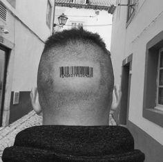 60 Inspiring Tattoo Ideas for Men with Creative Minds - TattooBlend Barcode Tattoo, Watercolor Mandala, Small Tats, Bear Design, Flower Mandala, Tattoo You, Rose Design, Tattoos For Guys, Riding Helmets