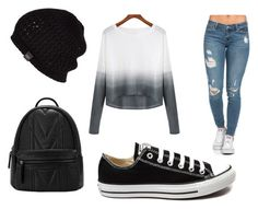 """""""Untitled #1"""" by ekertovakristyna ❤ liked on Polyvore featuring interior, interiors, interior design, home, home decor, interior decorating, Converse and UGG Australia"""