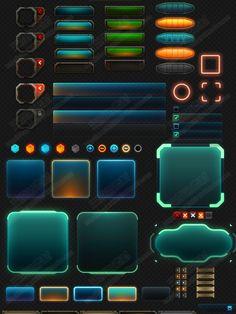 Board Game Design, Game Ui Design, App Design, Game Gui, Game Icon, Game Interface, User Interface Design, Game Concept, Canal E