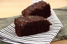 Lækker chokoladekage uden mælkeprodukter