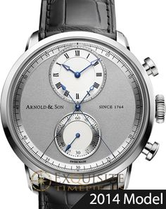 exquisite time pieces | Arnold & Sons, Basel 2014 Novelties