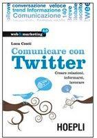 Comunicare con twitter