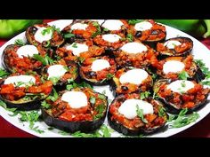 NON FRIGGERAI MAI PIU' le melanzane - YouTube Eggplant Zucchini, Eggplant Recipes, Appetizer Recipes, Appetizers, Vegetable Chips, Healthy Recepies, Antipasto, Main Dishes, Side Dishes