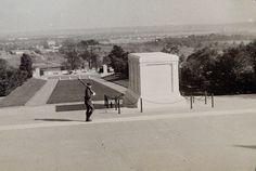 Tomb of the Unknown Soldier, 1938 by lreed76, via Flickr