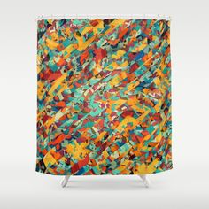 Arl 14 Shower Curtain