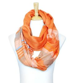 Erin Infinity Scarf - http://fashionable.allgoodies.net/2014/04/erin-infinity-scarf/