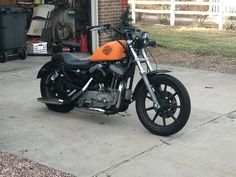 Harley by Martin  1996 HD Sportster 1200s