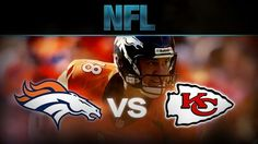 Broncos bout to get in da ass fuck u K.C. late season division game a must win...