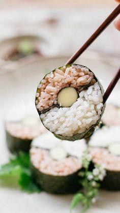 Pokemon Ball Sushi | Chopstick Chronicles