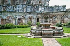 Convento de Santa Clara,  Antigua Guatemala