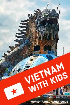 Your complete insider guide to Vietnam with kids. Where to go? What to do? How will the kids handle the food? Is it safe? How to get around? Vietnam with kids and things to do in Vietnam with kids. An incredibly complete guide for planning travel or a holiday in Vietnam with kids.