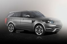 New look for Range Rover Sport ~ Rover Series