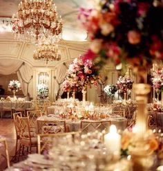 Wedding Ideas : Blush Wedding Themes And Colors By Matthew David ...