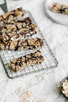Raw Seedy Granola Bars