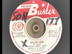 Owen Grey - Millie Girl - Prince Buster Records - Shuffle Ska