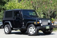 2004 Jeep Wrangler $0 http://www.selectjeeps.com/inventory/view/9983024