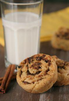 Gluten-Free, Dairy-Free Cinnamon Swirl Scones