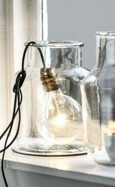 Get light into your home! – Collection os lamps for your home Interior Design Advice, Diy Interior, Interior Styling, Interior Decorating, Interior Logo, Glass Bell Jar, Luxury Homes Interior, Design Your Home, House And Home Magazine
