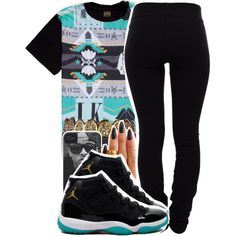 in class .. again .-., created by twerkinwitray on Polyvore