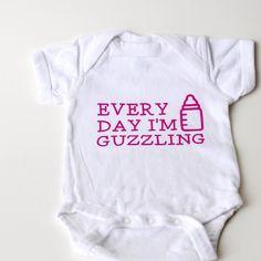 Funny Baby Onesie - Newborn Baby Girl Gift - http://www.babies-clothes.info/funny-baby-onesie-newborn-baby-girl-gift.html
