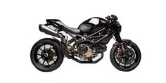 Ducati Monster 1100R Custom Motorcycle | Highsnobiety.