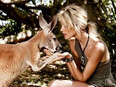 Kangaroo - Dominate Spring Editorials 2011