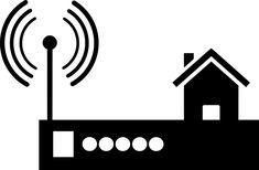 Router, Wifi, Silhouette, Wi Fi Gadgets Online, Camera Shop, Gadget Shop, Wireless Headphones, Bluetooth, Cool Tech, Sem Internet, Make A Donation, Electronics Gadgets