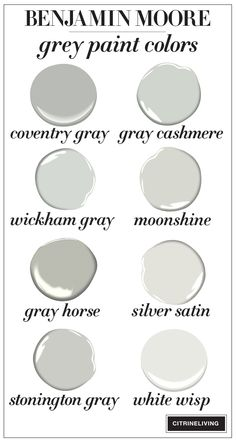 paint Benjamin Moore grey paint color WANTED: Green Thumbs. Bedroom Paint Colors, Paint Colors For Living Room, Interior Paint Colors, Paint Colors For Home, My Living Room, Room Colors, Condo Living, Wall Colors, Benjamin Moore Grau