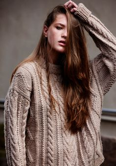 Chunky knits - Winter. must.