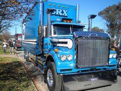 WHITE. ROAD-BOSS, Curtain Sider. Show Trucks, Big Rig Trucks, Freightliner Trucks, Peterbilt, Old Bangers, Western Star Trucks, White Truck, Road Train, Heavy Duty Trucks