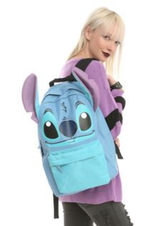 55c3fe13154 Disney Lilo   Stitch I Am Stitch Backpack - totally OK for a 31 year old