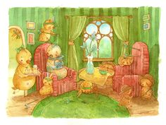 Birdhouse by Adelaida.deviantart.com on @deviantART