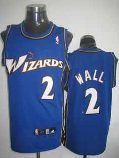 a263381b4e2 Wizards  2 John Wall Embroidered Blue NBA Jersey! Only  20.50USD Washington Wizards  Jersey